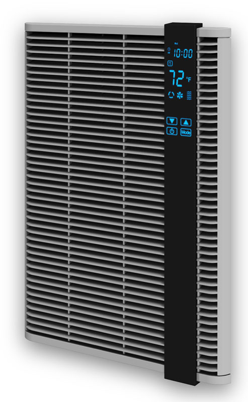 "wall heaters archives mor electric heating s blog about home fast heat response and programmable touch screen built in thermostat make the smartseriesâ""¢heaters ideal"